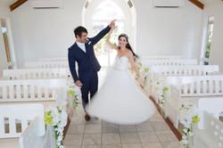 Dancing in the Chapel