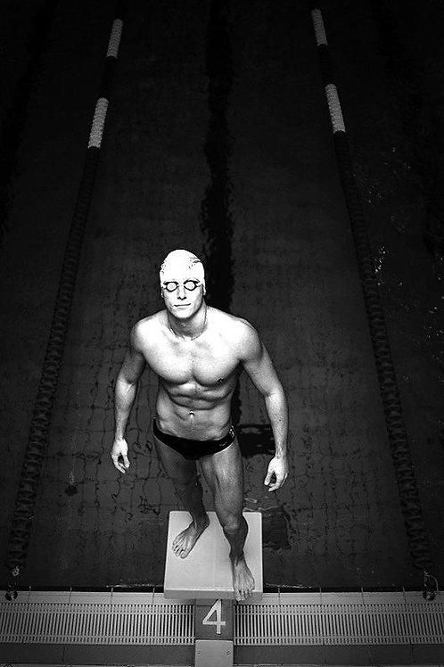 Evolução da carreira do nadador - da pré-competição ao atleta sénior