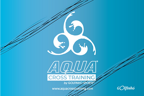 Toalha super absorvente personalizada AQUA CROSS TRAINING®
