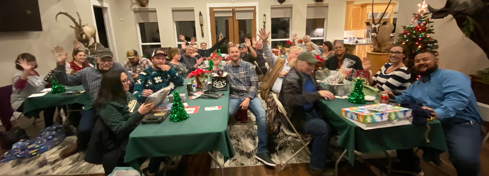 Defensive Accuracy Instructor Christmas Party Party 2019
