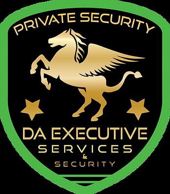 DA Executive Security Logo Transparent (