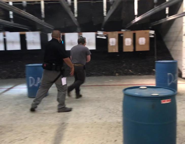 """""""Good Guy with a Gun"""" class"""