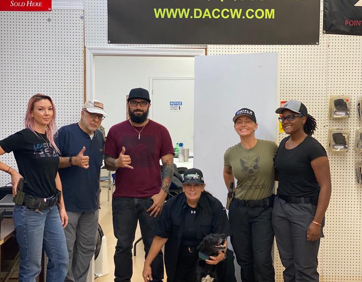 CCW Instructors!