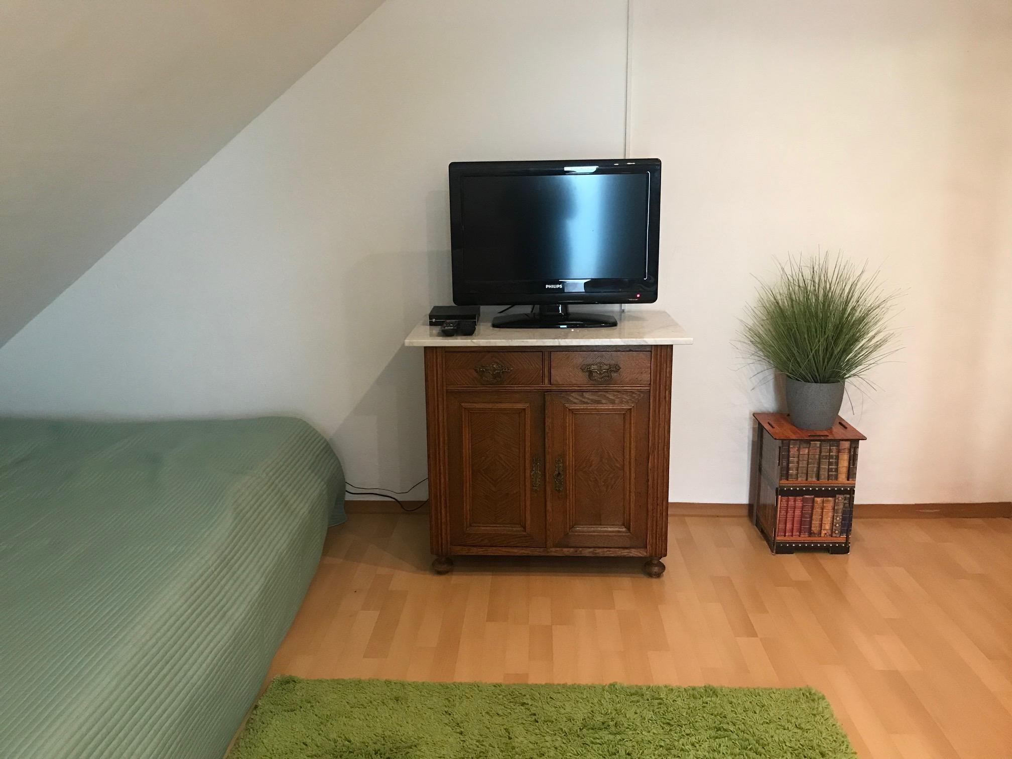 Fernseher Schlafzimmer