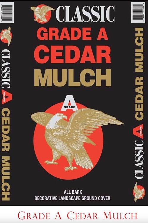 Classic Grade A Cedar Mulch