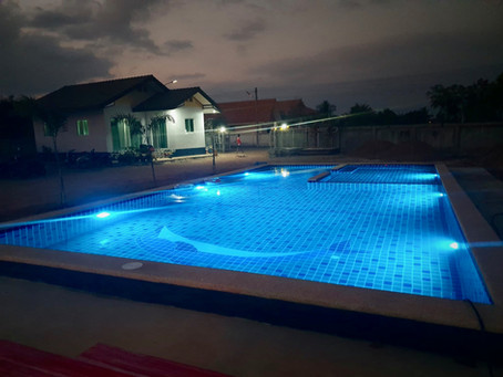 12 X 6 Meter Swimmingpool