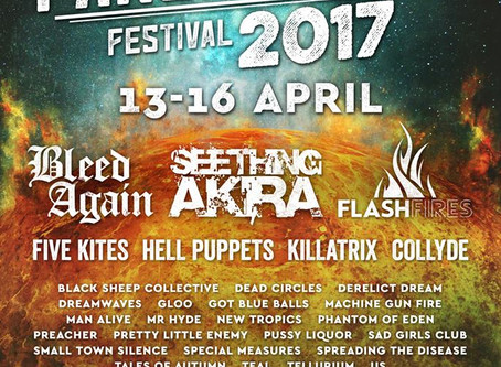 Pangalactic Festival 2017!