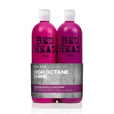 Bed Head recharge shampoo and conditioner twin pack