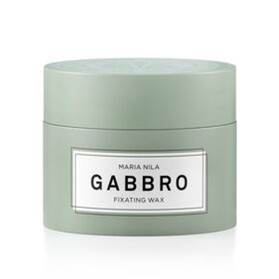 Maria Nila minerals super hold gabbro wax