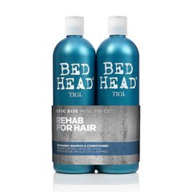 Bed Head recovery repair shampoo and conditioner twin pack