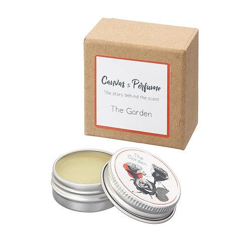 The Garden - Natural Solid Perfume Balm
