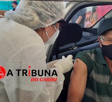 Serrabranquenses de 40 a 49 anos sem comorbidades serão vacinados nesta segunda-feira