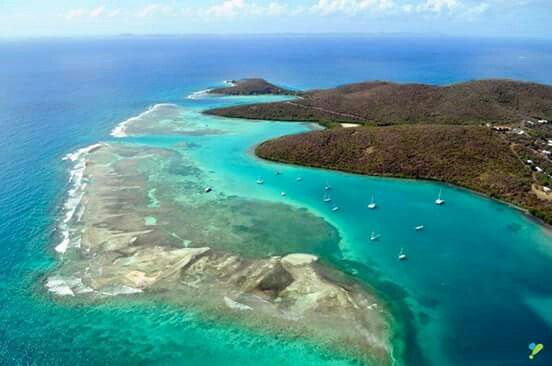 Culebra offers great anchorages!