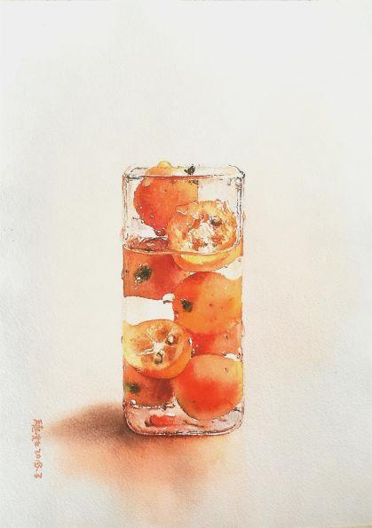 Water - Kumquat