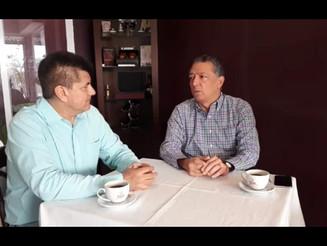 El que gobierna es Ignacio Peralta: Rueda