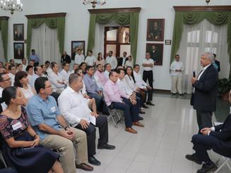 Colima cuenta con mi apoyo: AMLO