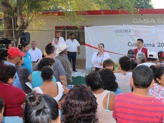 Entregan pescado a 450 familias de Colima y Coquimatlán