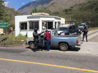 Realizan operativos en Minatitlán