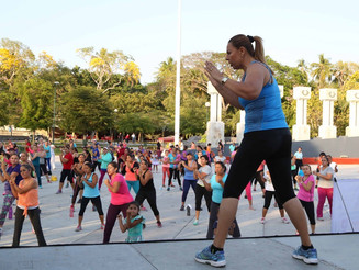 Celebró SSA Día Mundial de la Actividad Física