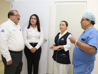 Atienden a 55 personas en jornadas médicas