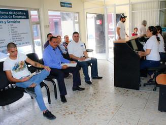 Centro Municipal de Negocios capitalino suspenderá labores