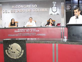Impone Congreso sanción a Mario Anguiano