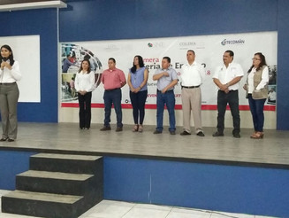 Setcol realiza Primera Feria de Empleo, Tecomán 2018