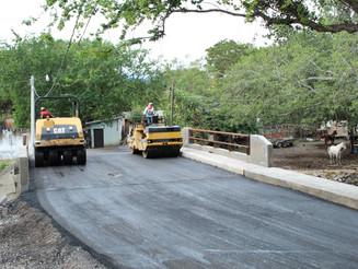 Abren hoy puente Trapiche-San Joaquín