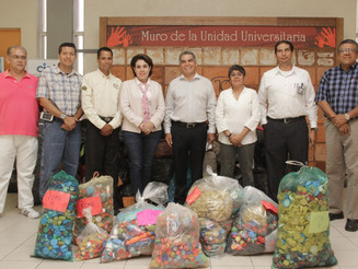 Donan más de 150 mil taparroscas para apoyar a niños con cáncer