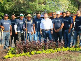 Ofrece Héctor Insúa mejores condiciones a trabajadores