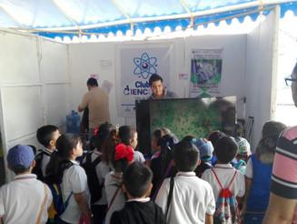 Realiza Cecytcol talleres itinerantes de Ciencia y Tecnología en Villa de Álvarez