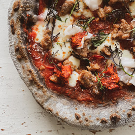 Boccanera wood fired pizza oven