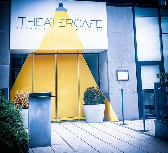 'Theatercafé spotlight