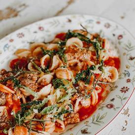 Boccanera pasta