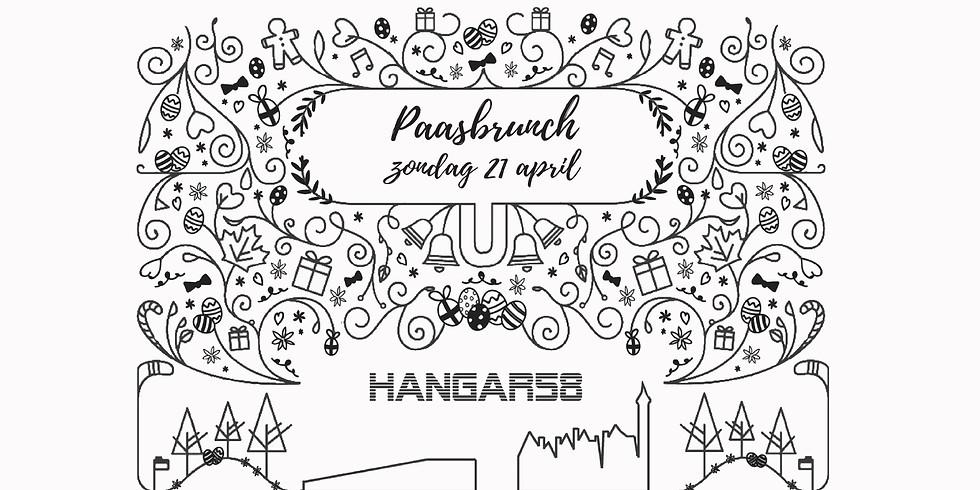 PAASBRUNCH 21 APRIL