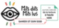 Logo mots dits Mots lus, cinquième édition le 27 juin 2020