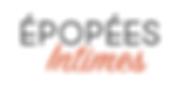 Logo épopées intimes