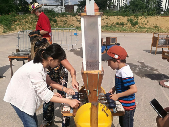 Compagnie DUT - Fête de la Géothermie