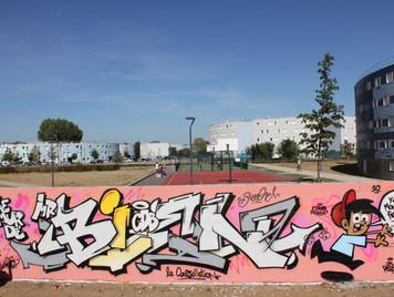 Le Mur de Mr Bien