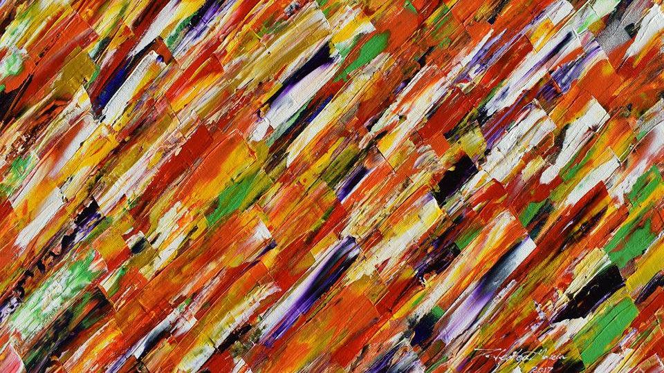 Open Windows - Original Painting