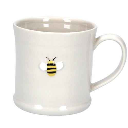 Ceramic Mini Mug with Bee By Gisela Graham
