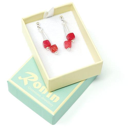 Ronin Gemstone Earrings Sorbet collection