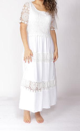 Vestido Frida Guipiure