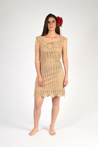 Vestido Daniella Crochet