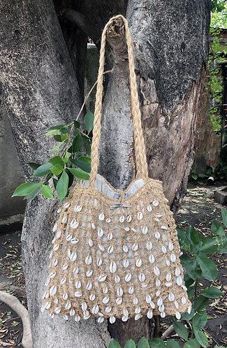 Bolsa Yute con Caracoles