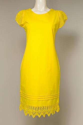 Vestido Piñas