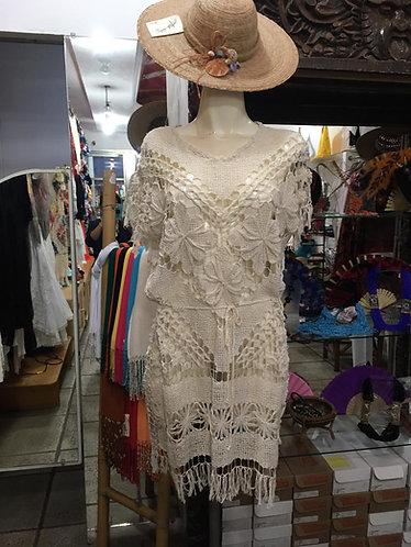 Vestido Corto Brasileiro