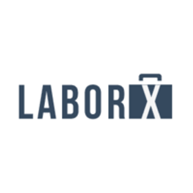 LaborX logo