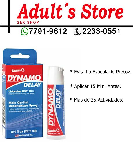 Retardante Dynamo Delay Spray