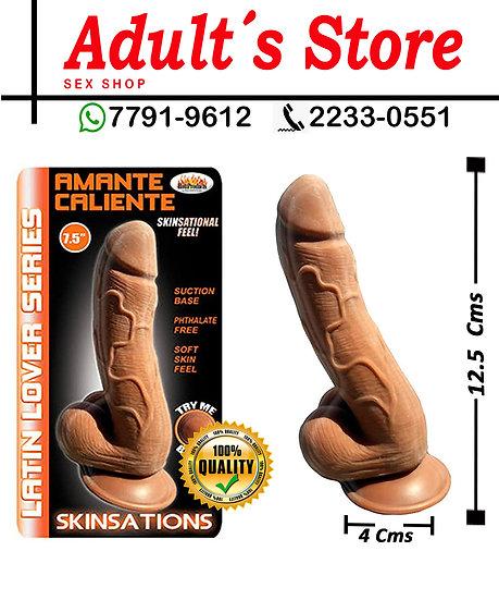 """Dildo Skinsation Amante Caliente 7.5"""""""